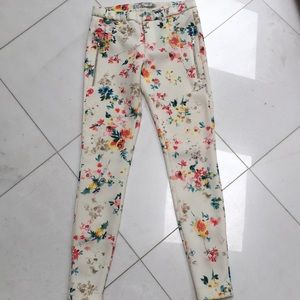 Zara Print ladies pant